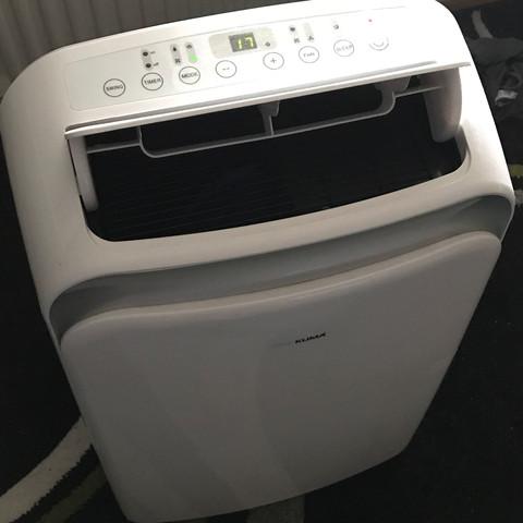 mobile klimaanlage riecht muffig wie genau reinigen. Black Bedroom Furniture Sets. Home Design Ideas