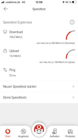 Mobilfunk kann eigentlich DSL und Cabel Internet komplett ersetzen, weil schnell genug ist es ja oder?