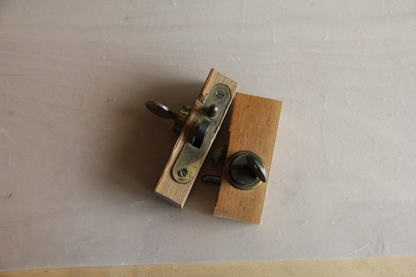 Schloss - (Möbel, Handwerk, Holz)