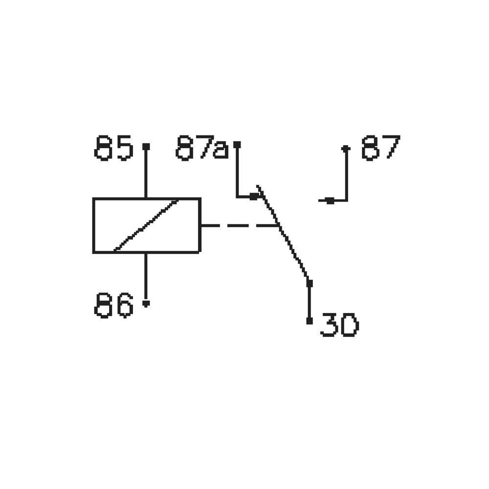 Nett 24v Relais Schaltplan Bilder - Schaltplan Serie Circuit ...