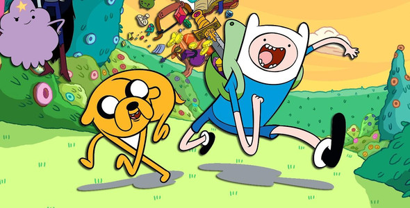 Adventure Time - (Youtube, Serie, adventure time)