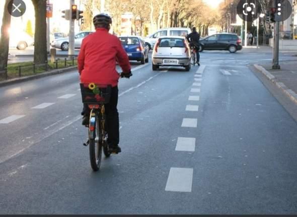 Mögt ihr als Autofahrer die Fahrradfahrer?