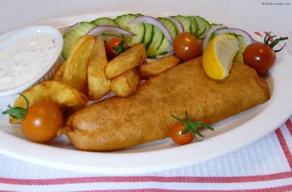 Mögt ihr Backfisch?