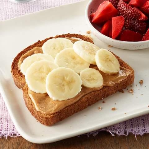 Mögt ihr Bananen-Brot/Toast?
