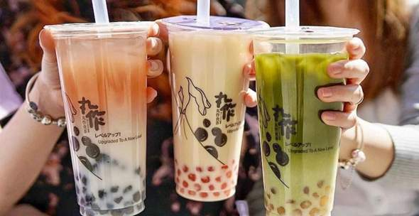 May your bubble tea