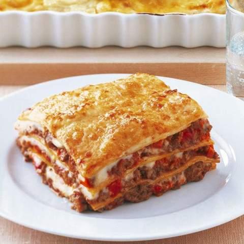 Mögt ihr Lasagne?