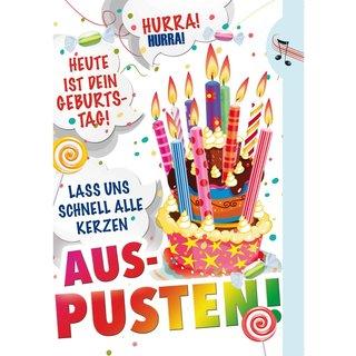 Mögt ihr noch Geburtstagskarten?