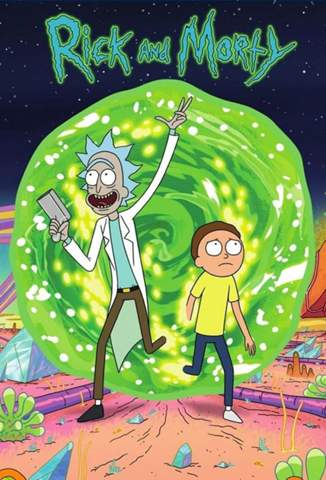 Mögt ihr Rick and Morty?