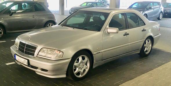 Mercedes - (Auto, Auto und Motorrad, Mercedes-Benz)
