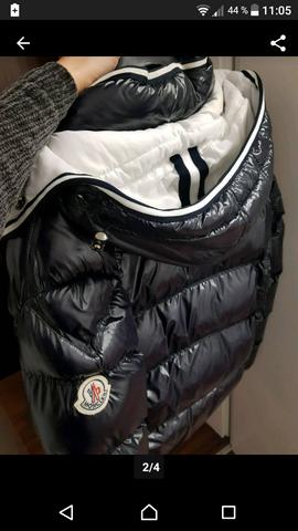 Moncler Jacke echt oder gefälscht? (Mode, Kleidung, Klamotten)