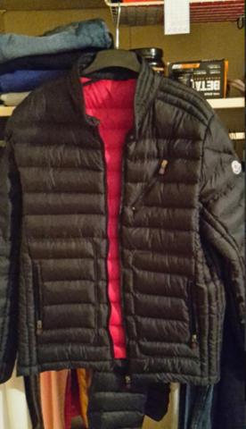 Moncler Jacke und Parajumpers Replica oder echt?