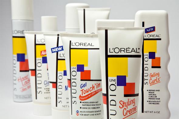 Loreal - (Werbung, Kunst, Design)
