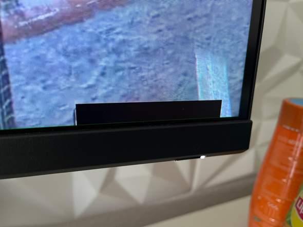 Monitor grüne streifen?