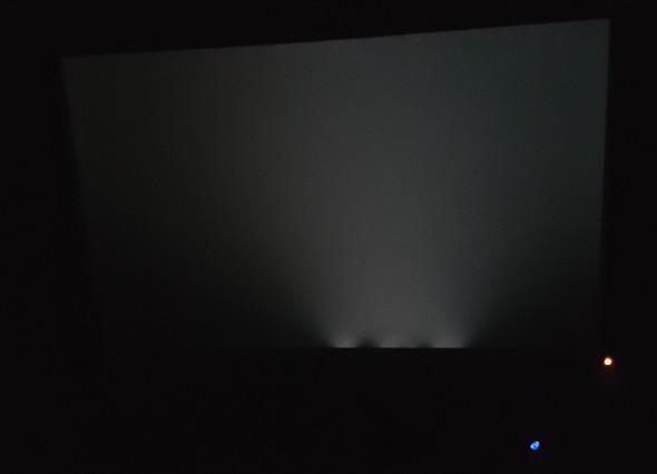 Beweisstück A - (Monitor, LED)