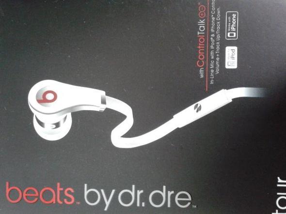 Verpackung vorne - (Ebay, Beats, Fake)
