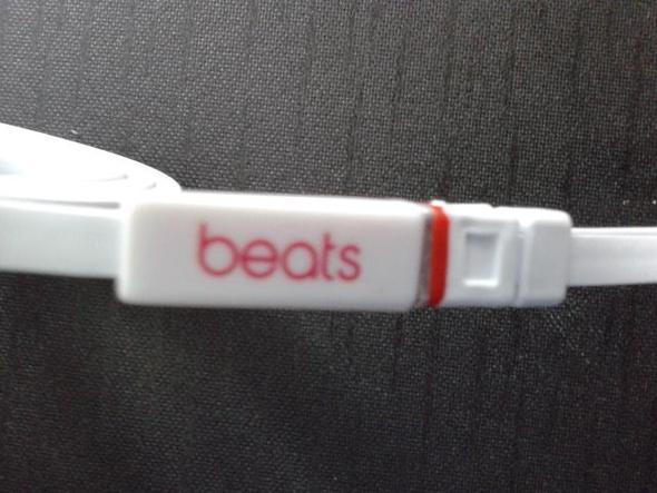 beats schriftzug so rotpink ?? - (Ebay, Beats, Fake)