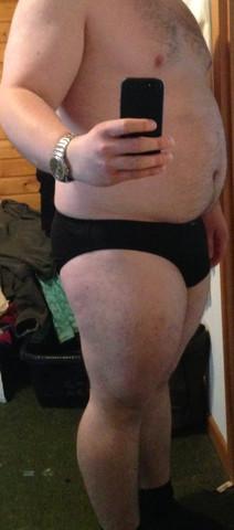Oberschenkel mann ursache dicke Dicke Hoden