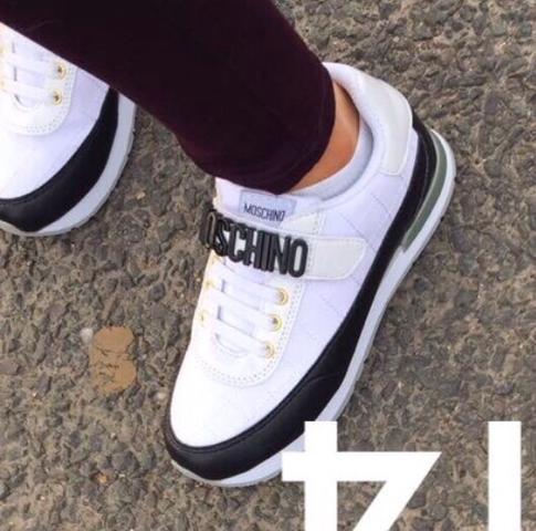 Moschino - (Schuhe, moschino)