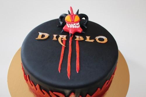 diablo-torte-beispiel1 - (kochen, backen, Kuchen)