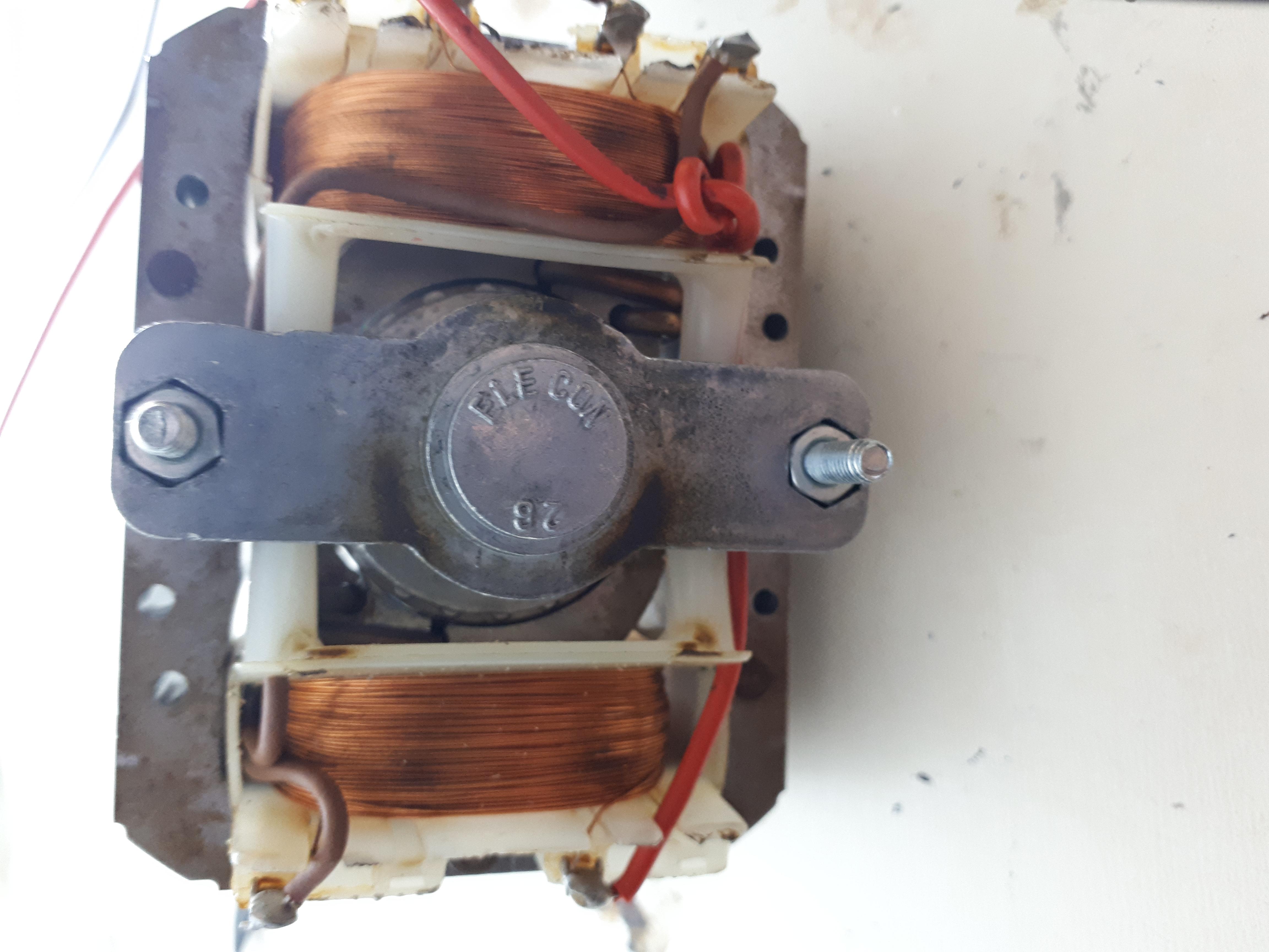 Motor aus einer dunstabzugshaube anschließen technik