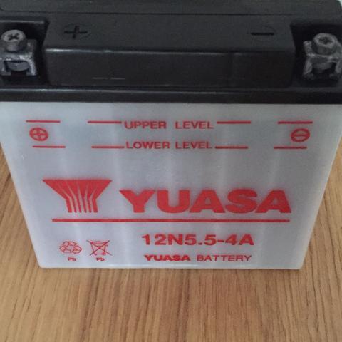 Batterie - (Batterie,  Kistert)