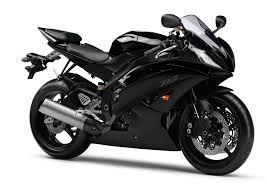 Yamaha R6 schwarz - (Auto, Motorrad)