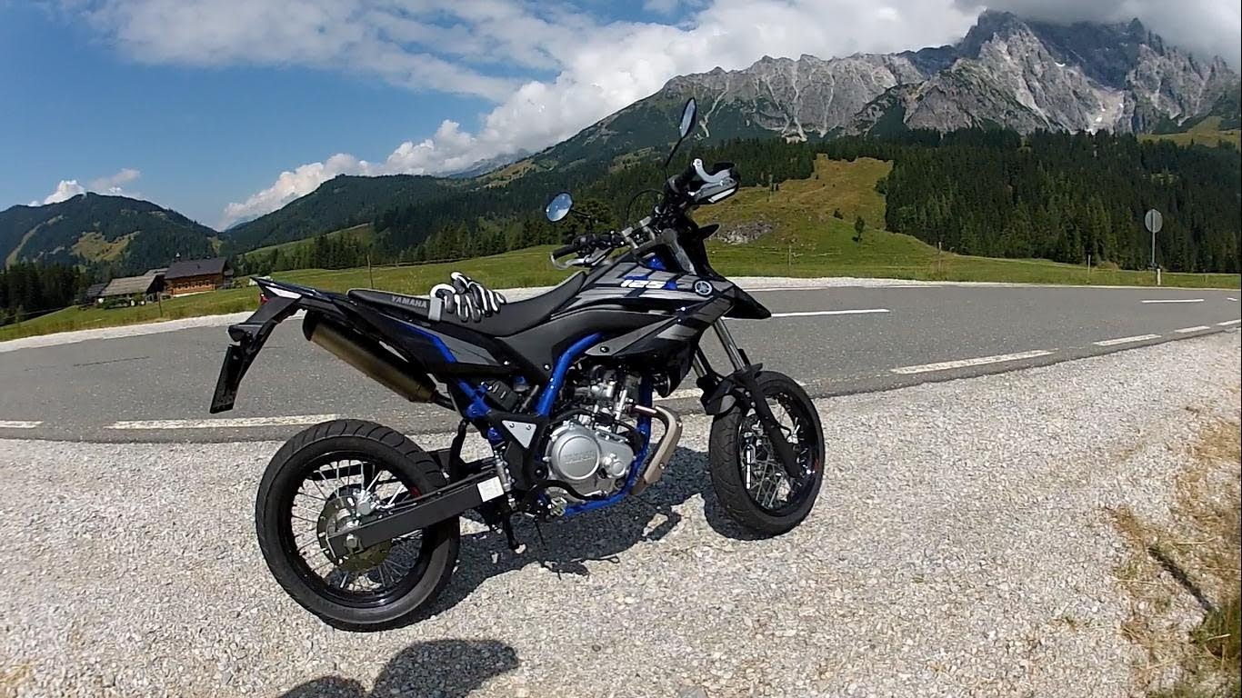 motorradkauf beratung supermoto 125ccm motorrad. Black Bedroom Furniture Sets. Home Design Ideas