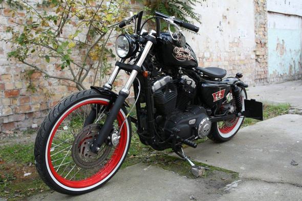 motorradlenker erlaubte h he umbau bobber motorrad. Black Bedroom Furniture Sets. Home Design Ideas