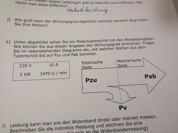 - (Physik, Elektrotechnik, Energie)