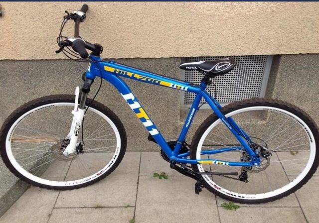 Mountainbike Gut Oder Schlecht Für Den Stadtverkehr (Fahrrad
