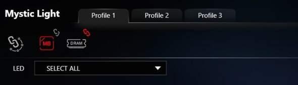 MSI Mysticlight funktioniert nicht mehr und was ist main window?