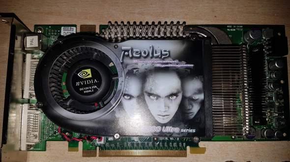 Müll oder Wertanlage oder Deko, Geforce 6800 Ultra 256MB?