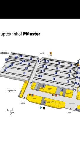Münster HBF Gleis 3?