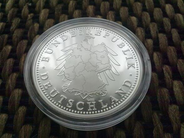 rückseite - (Münzen, Silber, sammeln)