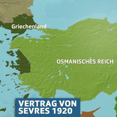 Müssten die Kurden,Armenier und Griechen nicht ihre Gebiete bekommen?