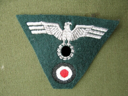 Bild 2 - (Wehrmacht, Kopfbedeckung)