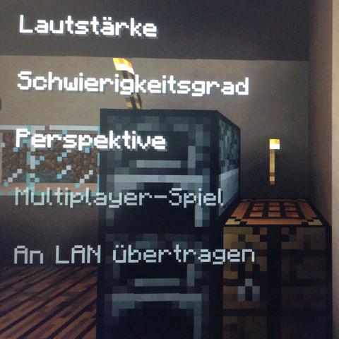 Multiplayer Bei Minecraft Mit Samsungtablet Und IPad Spielen - Minecraft spielen im lan