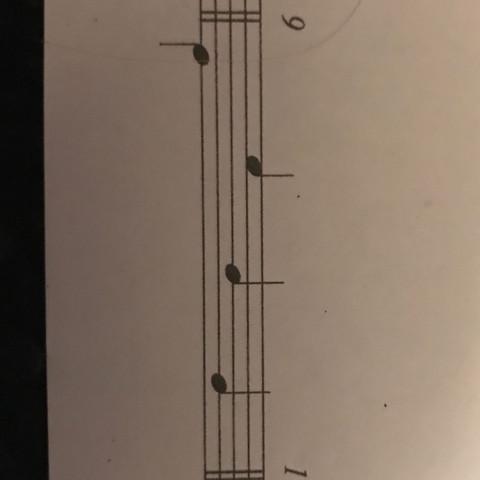 5 Begleitmuster - (Musik, d-moll, Begleitmuster)