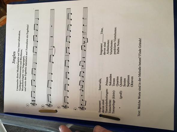 Intervalle - (Musik, Intervall)