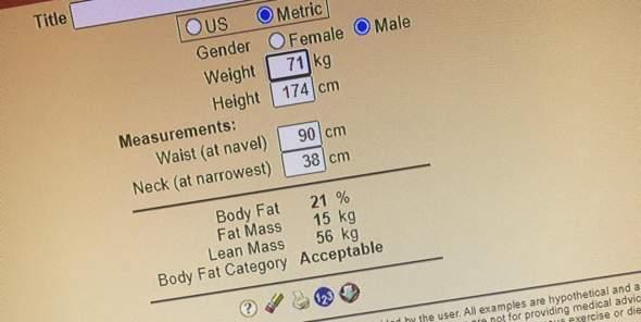 Muskeln aufbauen oder abnehmen?