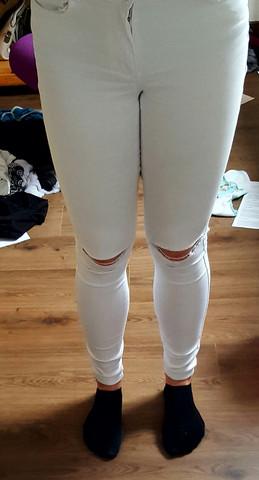 Meine Beine (von vorne) - (Sport, abnehmen, Muskeln)