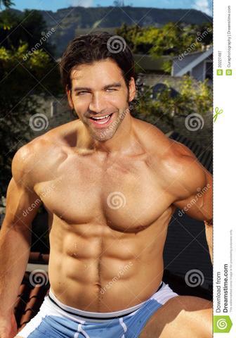 Bild 2) Wie lange dauert das? - (Muskeln, Muskelaufbau, muskuloes)