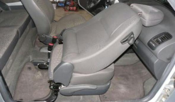 Beifahrersitz - (Freizeit, Auto, Freundin)