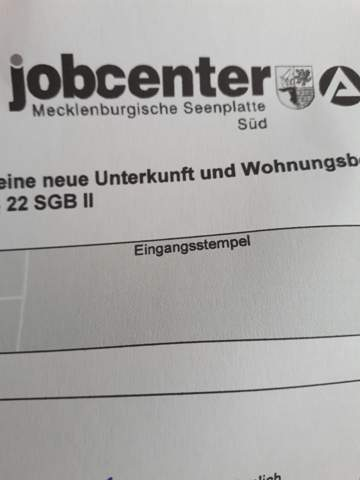 - (Soziales, Umzug, Jobcenter)