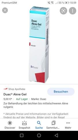 Muss Duac Akne Gel in den Kühlschrank?