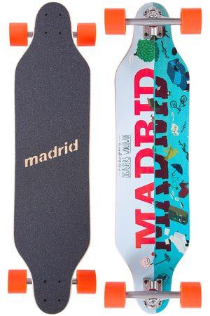 Mein Board sieht in etwa so aus.  - (longboard, Sliden)