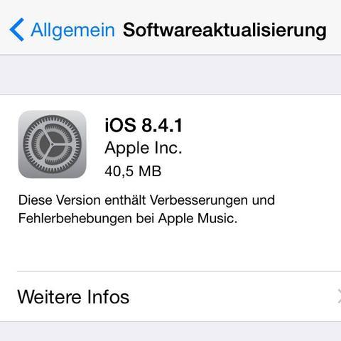 Muss dieses Update installiert werden bevor man iOS 9 installieren kann? - (Handy, iPhone, Apple)