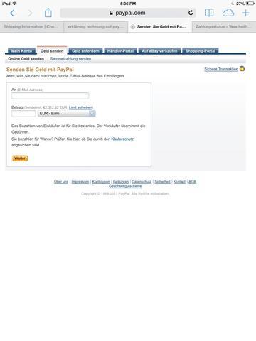 Paypal - (Internet, Geld, PayPal)