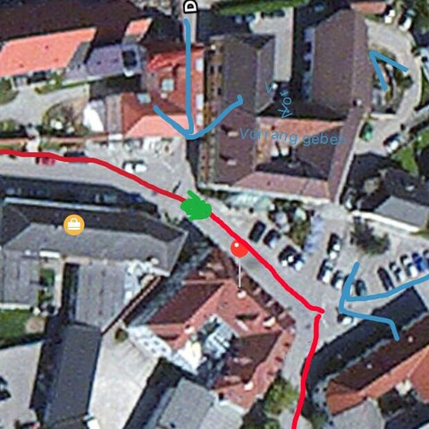 Strecke  - (Auto, Führerschein, Prüfung)
