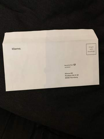 Muss ich meine Adresse auf die linke seite schreiben bei einem Brief entgelt zahlt Empfänger?